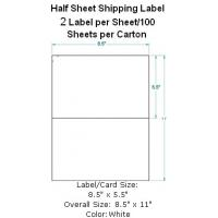 Free mailing label quality free mailing label for sale for Half page labels