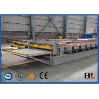 Buy cheap Steel Structural Metal Sheet Floor Deck Panels Roll Forming Machine from wholesalers