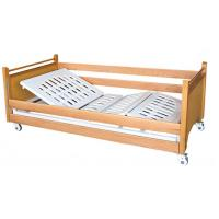 China Home Care Electric Nurcing Bed Meidcal Furniture With Wooden Bed Frame on sale