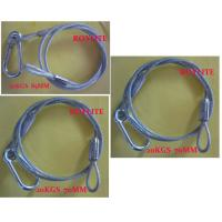 Quality Safty Cable For Stage Lighting Accessories Safty Chain for Show lighting for sale