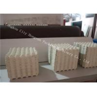 Quality 1500 - 6000 Capacity Paper Egg Crate Making Machine For Egg Trays / Egg Cartons / Egg Box for sale