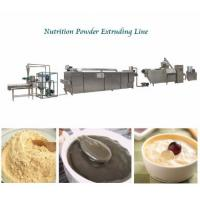 Quality Automatic Baby Food Production Line / Corn Flour Making Machine High Performance for sale