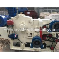 Quality wood chipper crush wood log directly  and easily high quality and easy operation for sale