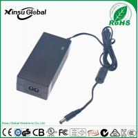Quality External 12V 5A AC DC power adapter with UL cUL FCC CE GS LVD SAA.etc for sale