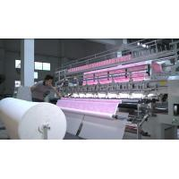 Quality 110 Inches Lock Stitch High Speed Quilting Machine For Making Bed Sheets for sale