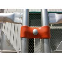Quality Environmentally Friendly HDG Temporary Fence Security Metal Fence Panels for sale