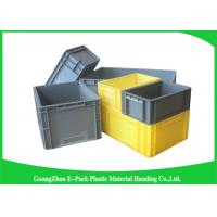 Industrial Heavy Duty  Euro Stacking Containers 20L Load Capacity 20kg Space Saving