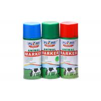 Quality Eco Friendly Acrylic Washable Sheep Marker Spray Tail Paint For Cows for sale