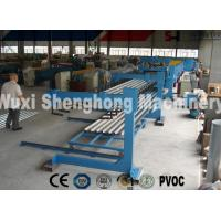 Quality Custom Floor Deck Roll Form Machine High Automation Pressure - type for sale