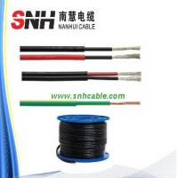 Quality Solar pv cables PV1-F 1*4mm2 / 2*4mm2 / 1*6mm2 for sale