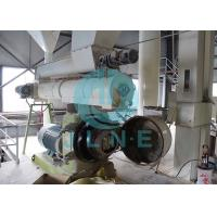 China Small Scale Animal Feed Production Plant 3 ~ 5 TPH Manual Dosing Rice Beans Material on sale