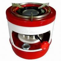 Quality Camping Stove with 10 Wicks Enamel Covering for sale