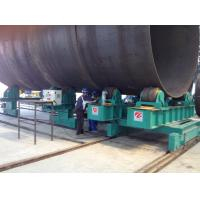 Quality Base Elevated Welding Turning Rolls Pipe Welding Rollers With Trolley for sale