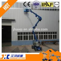 Quality Indoor Outdoor Aerial Work Platform , Self Propelled Manlift Fantastic Design for sale