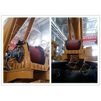 Quality Heavy Duty Tower Hoist Winch Construction Site Pulling Winch With Lebus Grooved Drum for sale