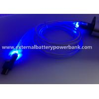 Quality LED Light 4 Colors Micro USB Data Transfer Cable/USB Data Charging Cable for sale