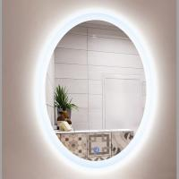Quality SMART TOUCH SWITCH LED BATHROOM MIRROR OEM PRICE   Custom Made Round LED Backlit Bathroom Mirror for sale
