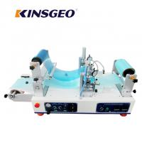 Quality 1 phase, AC 220V Benchtop Lab Coating Machine With PT-100 High Precision PID Temperature Control Mode for sale