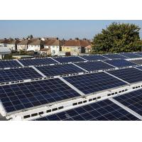Quality Eco Friendly Silicon Solar Power Panels Tempered Glass GSPV200M In Stock for sale
