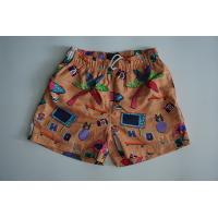 Quality Hot Fashion Custom Printed Dry Fit Board Shorts Beach Wear For Men for sale