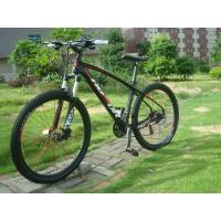 Quality 26er Carbon 30 Speed Mountain Bike under Brand of HONOR of Internal Cable Routing for sale