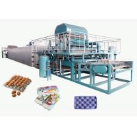 Quality Multi Function Recycled Paper Moulding Machine , Paper Tray Making Machine 4000pcs/H for sale