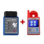 Quality Mini CN900 Transponder Key Programmer Plus TOYO Key OBD II Key Pro for 4C 46 4D 48 G H Chips for sale