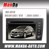 Quality HD touch screen dvd car radio for Volvo S60 V70 car multimedia navigation system with Bluetooth audio Radio fm am for sale