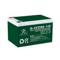 Quality 10Ah 20Hr Electric Bike Battery 12 volts Rechargeable lead acid battery 6-DZM-10 for sale
