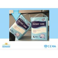 Printed Incontinence Adult Disposable Diapers For Obese Adults , Eco Friendly