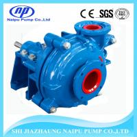Quality Abrasive Resistant  cement slurry pump for sale
