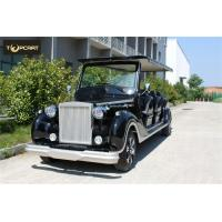 Quality Dual Automotive - Style Strut Electric Golf Cart Club Car for Golf Courses for sale