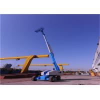 Quality Electric Powered 25M Small Boom Lift , Extended Boom Lift For Accessing Narrow Space for sale