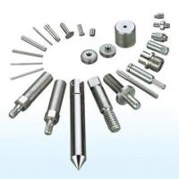 Quality 304 Round Precision Steel Shaft , Induction Hardened Shaft For Heavy Machine for sale