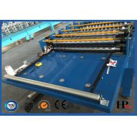 Quality Self Lock Sheet Roof Roll Forming Machine , Roof Panel Roll Forming Machine for sale