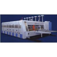 Quality Carton Printing and Slotting Die Cutting With Staker Machine (GYMK-1600*2800) for sale