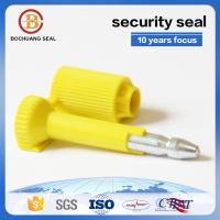 Quality barcoded bolt lock seal trailer door seal BC-B203   Container Truck Train Tanker for sale