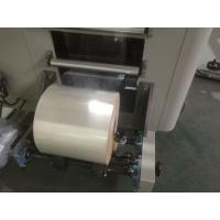Quality OPR 90 Plastic Film / Nylon Film Facial Paper Tissue Making Machine for sale