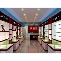 Quality famous sunglasses shop designing and counters production for sale