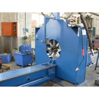 Quality Circle Light Pole Making Machine Circumferential Seam Welding for sale