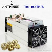Quality Bitcoin Farming Machine Bitmain Antminer T9+ (10.5Th) From SHA-256 Algorithm for sale