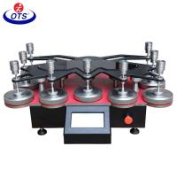 Quality PLC Control Universal Tensile Testing Machine / Textile Martindale Abrasion Tester for sale