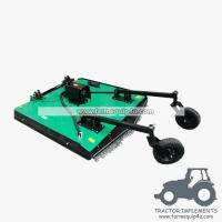 Quality 7SM - 3 point Rotary Slasher Mower for tractor with CE 7Ft for sale