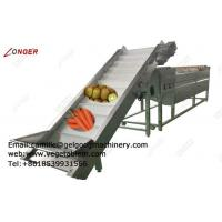 Quality Commercial Vegetable and Fruit Peeling Machine Potato Peeler Machine Price for sale