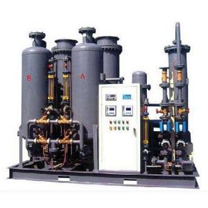 Quality Medium capacity Automatic Processing Industrial Nitrogen Generator , Ultra High Purity Nitrogen Generator for sale