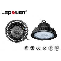 Buy High Power Industrial UFO High Bay Light Efficiency 160lm/w 120° Alloy Aluminium at wholesale prices
