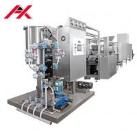 China Durable Hard Candy Production Line , Taffy Making Equipment Computer Process Control on sale