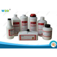 Buy cheap Small Character Inkjet Printers Ink Red And White Mek Base Flammable from Wholesalers