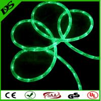 quality green led rope light outdoor lights for sale