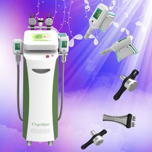 Cryolipolysis Slimming Machine / Advanded Fat Freeze Cryolipolysis Cavitation RF System